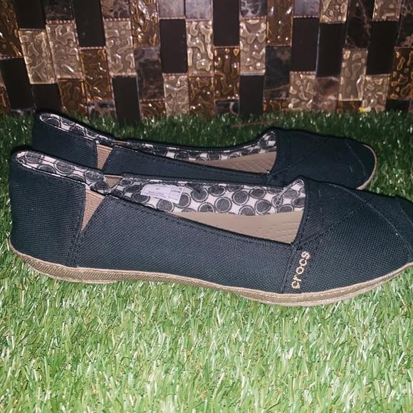 get online brand new new high Crocs Angeline Flats